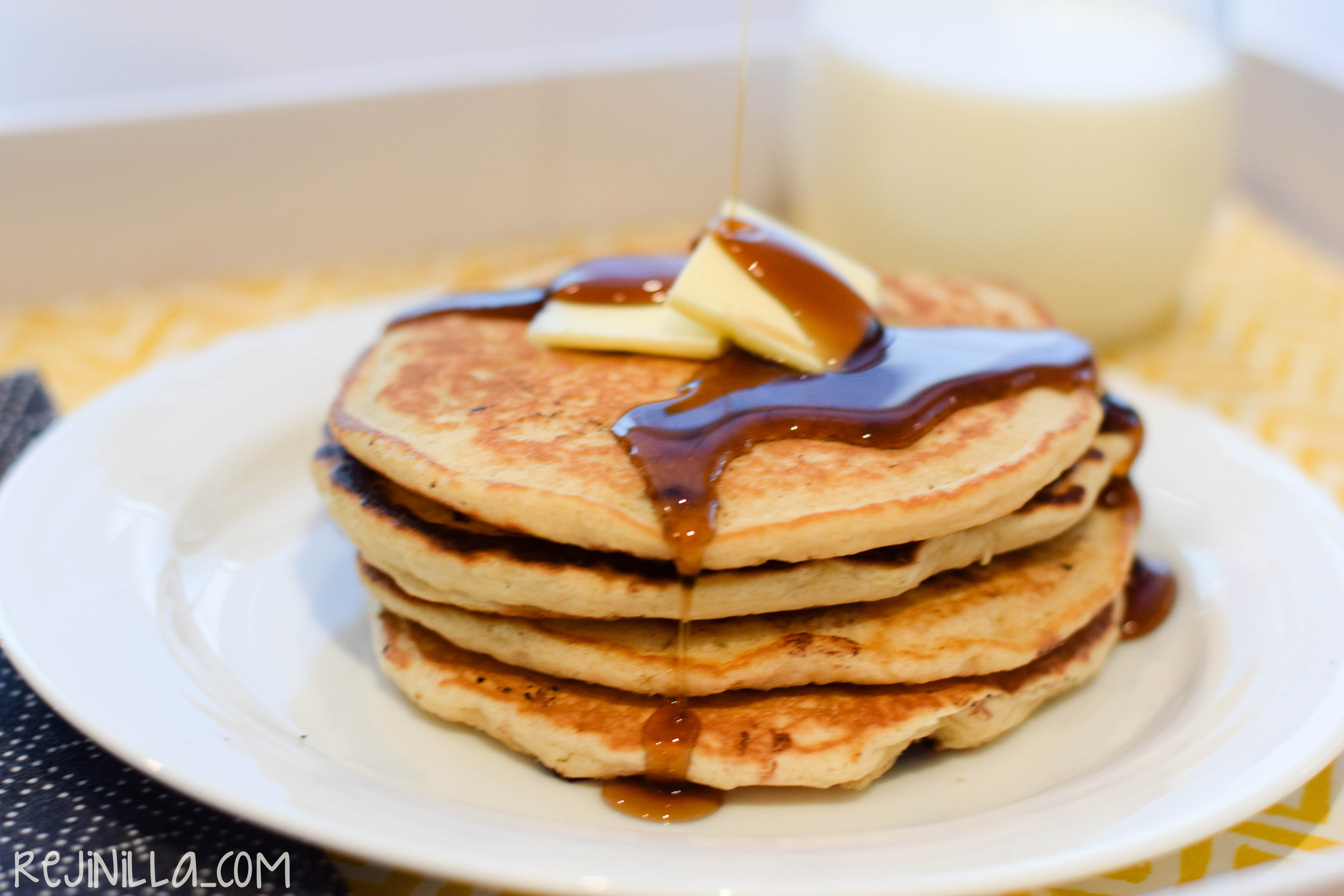 Hot Cakes Chocolate